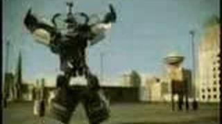 Xe robot
