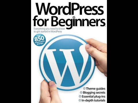 Wordpress for Beginners [2020] What Helped Me Learn How to Create A Wordpress Website?