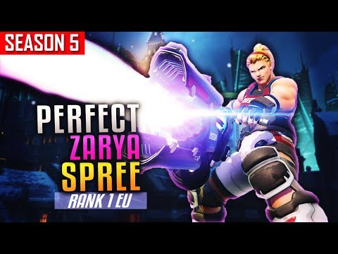 PERFECT ZARYA - FaZe SPREE (5 MINUTES 30 ELIMS) [S5 TOP 500]