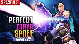 PERFECT ZARYA - FaZe SPREE (5 MINUTES 30 ELIMS) [S5 TOP 500]
