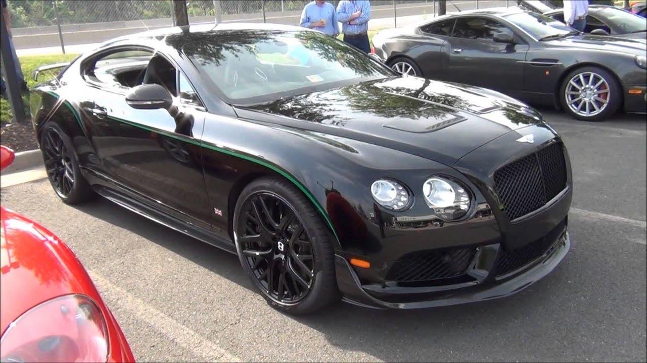 2015 Bentley Continental GT3-R // C&C Lamborghini Of Washington ...
