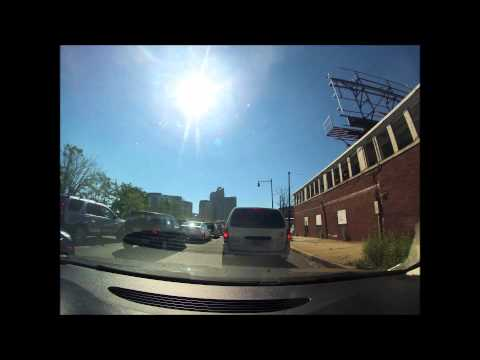 Boston Commute Time Lapse