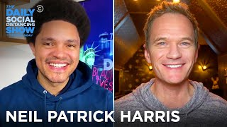 "Neil Patrick Harris - ""It's a Sin"" & Working During the Pandemic 