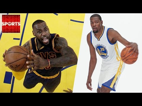 Golden State Warriors FAVORITES To Win 2017 NBA Finals…Who's Second?