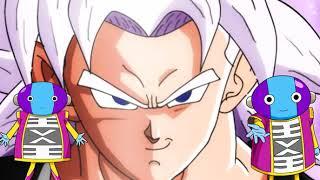 Que hubiera pasado si Goku era el creador y destructor de los universos y era el padre de zenosama#2