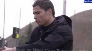 Training with Cristiano Ronaldo 2013 HD