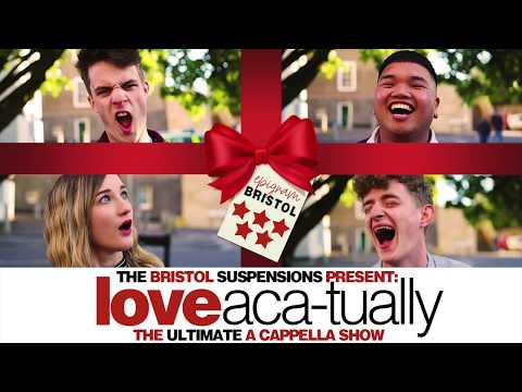 LOVE ACA-TUALLY: The Bristol Suspensions - Fringe Funder