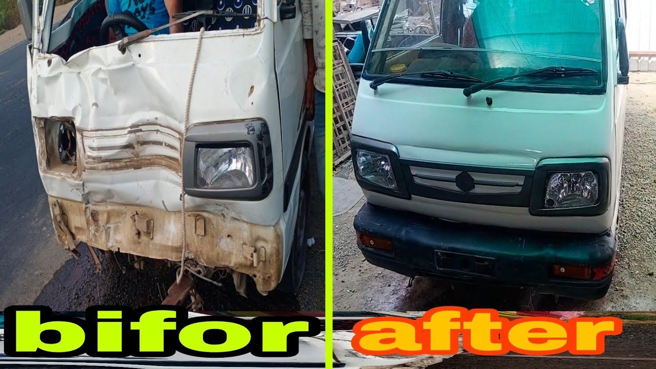 Maruti omni restore //Wasim Creation// 2021