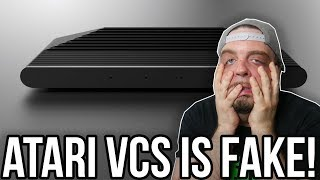 ATARI VCS Footage is FAKE! SCAM CONFIRMED! | RGT 85