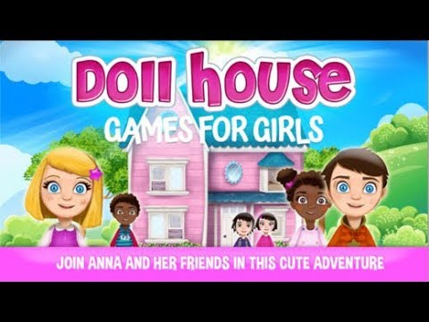 best-games-for-kids-to-play---doll-house:-decorate-the-game-for-girls---fun-game-for-kids