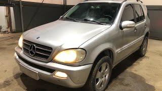 2003 Benz ML270 WDCAB13E73A469…