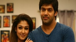 Raja Rani Tamil Movie | Hey Baby Song Making | Nayantara | Jai | Atlee