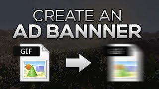 How to create an Ad Banner (Gif.) [Photoshop & After Effects]