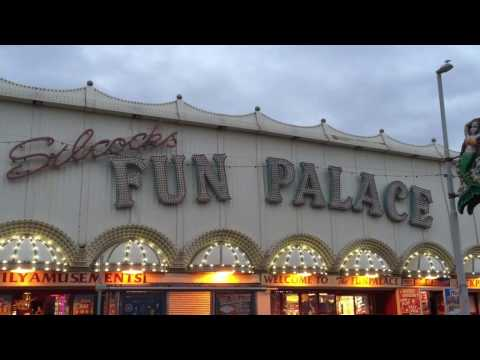Blackpool Fun Palace Amusement Arcade full walk through