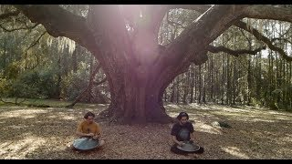 Firefly - Handpan Duet - Peter Levitov and Maxime le Royer