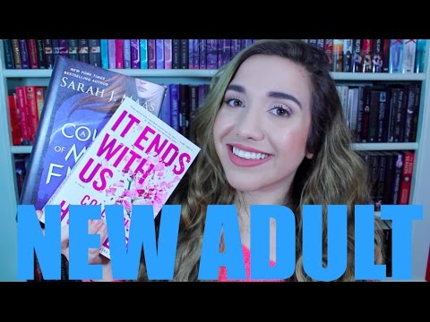 New Adult Recommendations 2017