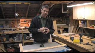 How To Build A Twin Bed W/ Storage - Part 6