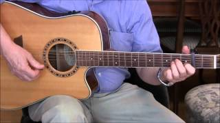 All my loving (The Beatles) - Easy Guitar / Guitarra fácil - Alfonso Baeza