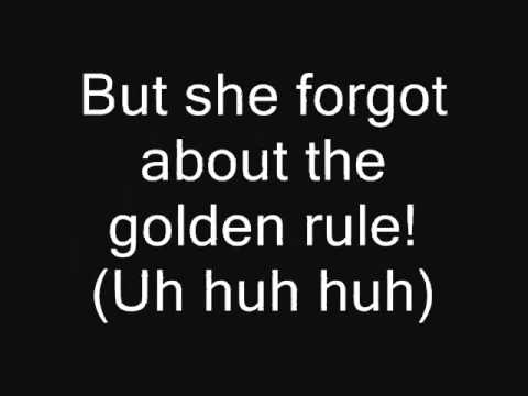 3-Way (The Golden Rule) By Andy Samberg & Justin Timberlake (Lyrics)
