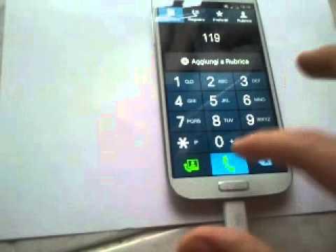 samsung galaxy s4 i9505 vendita subito.it ebay annunci touch - YouTube