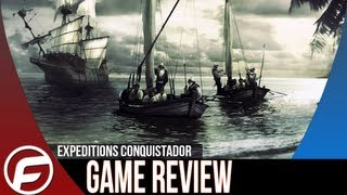 Expeditions Conquistador Review [PC]