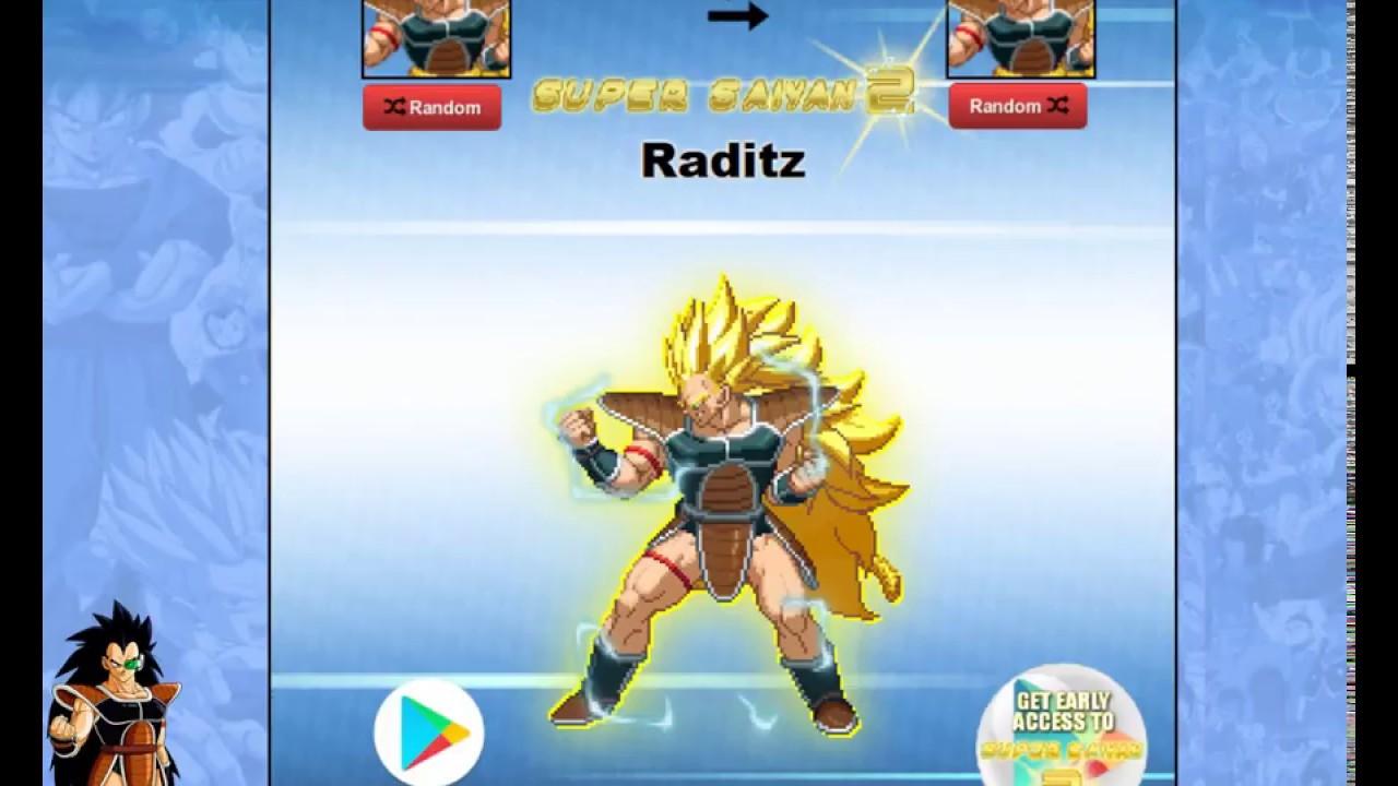 Raditz Plays Dragonball Fusion Generator 2 - Return of the Fusions