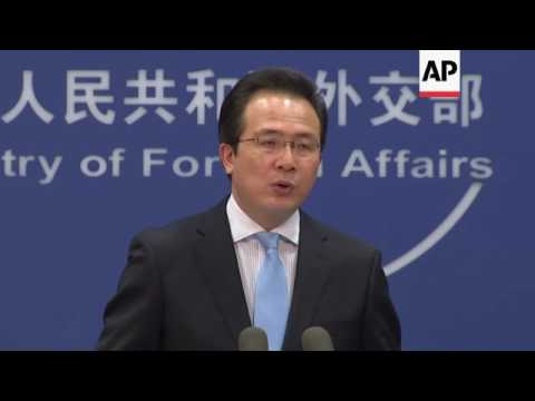 China rejects Vietnam to remove oil rig