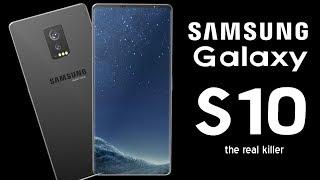 Samsung Galaxy S10 Trailer Concept with Triple Edge Ultra Slim Design | SILENT TRICK
