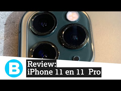 REVIEW: iPhone 11 en 11 Pro. De eerste in Nederland!
