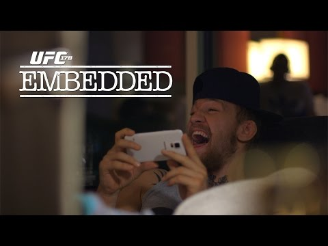 UFC 178 Embedded: Vlog Series ­- Episode 4