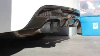 BMW 135i N54 Wagner Downpipes
