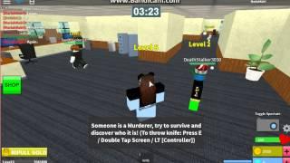 ROBLOX - Ripull Minigames - MURDER