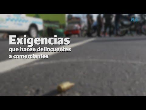 Exigen pago de extorsiones | Prensa Libre