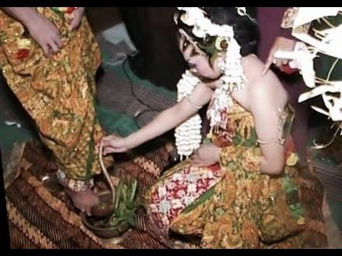 prosesi pernikahan 1 -adat jawa-jawa timur-ala kampung