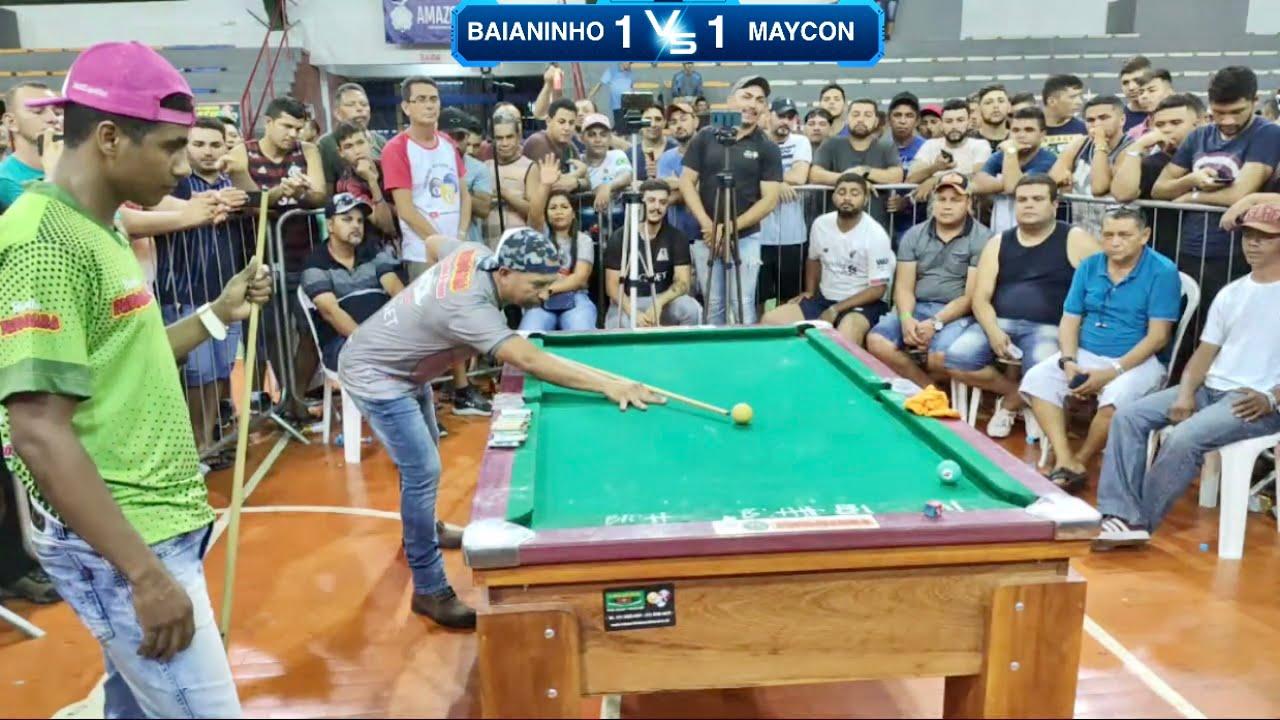 Baianinho De Mauá Enfrentou o Maycon De Teixeira De Freitas. ( R$: 10.000 )
