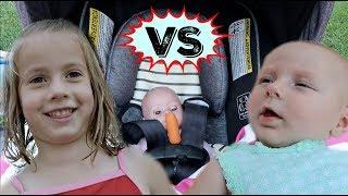 Eve's Baby VS Lucy