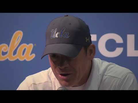 Jim Mora Post Game Presser - ASU vs. UCLA - Nov. 11, 2017
