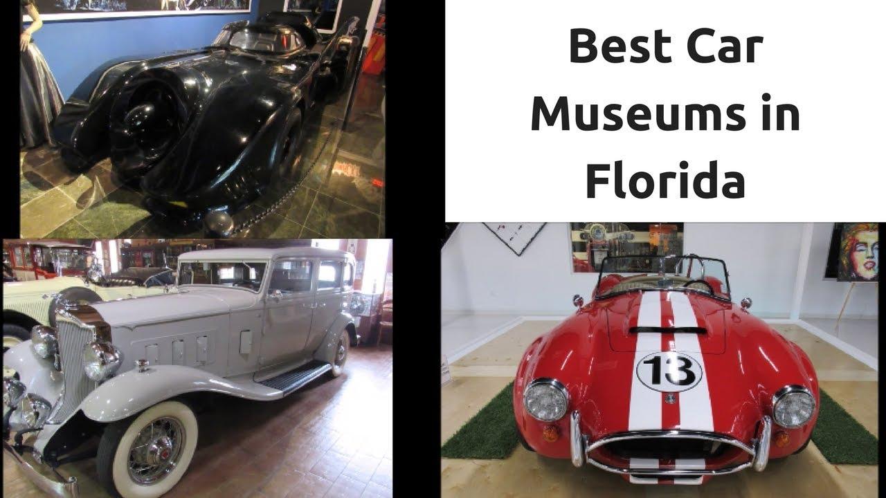 best car museums in florida youtube. Black Bedroom Furniture Sets. Home Design Ideas