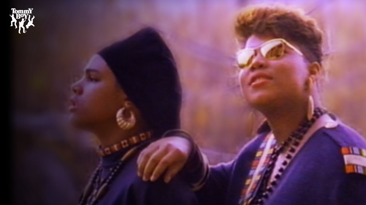 Queen Latifah , Ladies First (feat. Monie Love) [Music Video]