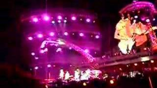 Rolling Stones at Budapest  Miss you