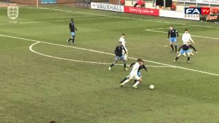England U17 2-1 Slovenia U17 (Elite Round Qualifier)