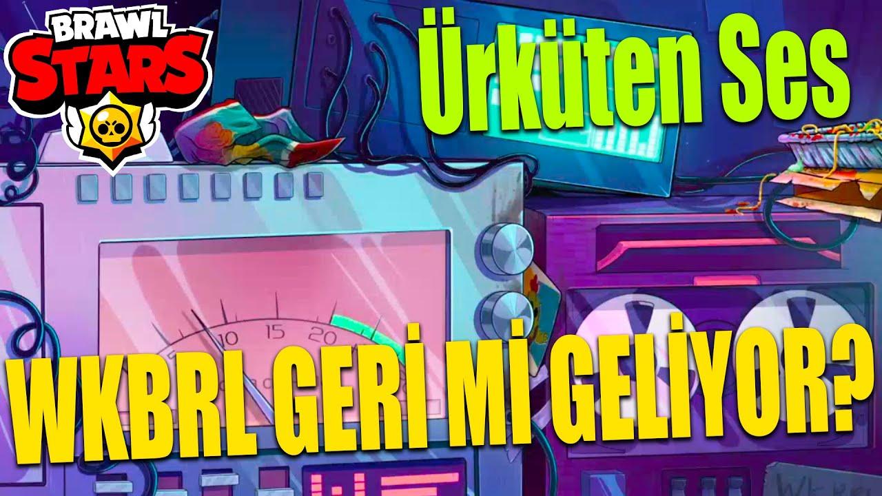 Download WKBRL YAYININDA KORKUTAN SES DETAYI! BRAWL STARS GİZEMLERİ