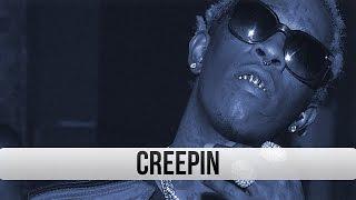 "Young Thug Style Instrumental Rap Beat ""Creepin"" - SaruBeatz (x Pluqsta)"