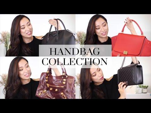 Handbag Collection Ft. Chanel, Celine, Balenciaga & More! | LookMazing