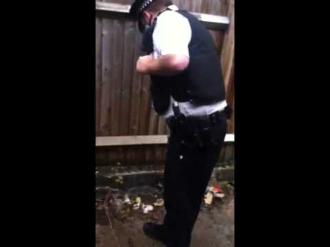 Police stop and search FAIL!!!! LOOL