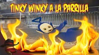 Tinky Winky A La Parrilla | Dead Run | Con Sara, Luh Y Exo