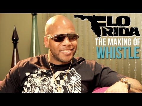 "Flo Rida x Shaheem Reid -- The Making of the ""Whistle"" Music Video"