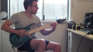 Erra - Expiate Guitar Cover