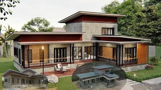 Best Modern Residential House Design And Construction # Best Design And Build Idea