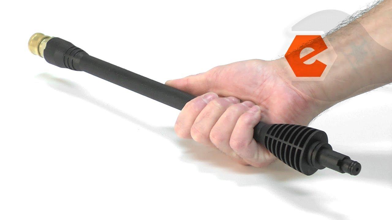 Pressure Washer Repair Replacing The Spray Wand Ryobi Part 308494065